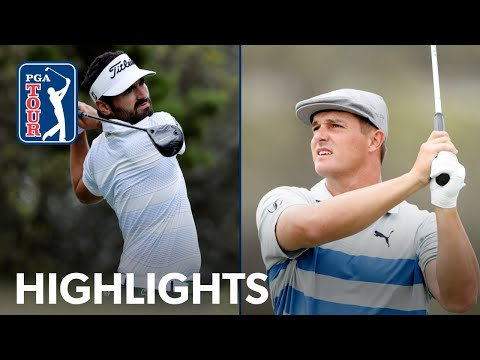 Highlights | Antoine Rozner vs. Bryson DeChambeau | WGC-Dell Match Play | 2021