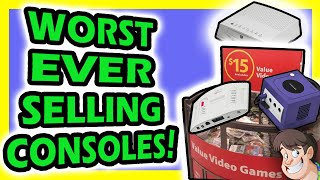 🎮 Top 10 ACTUAL Worst Selling Consoles | Fact Hunt
