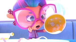 Монсики - Волшебные очки - Новые мультики для детей