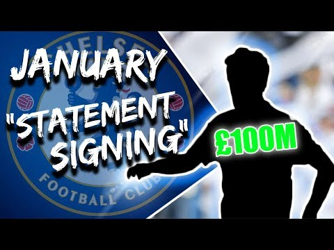 """Chelsea News: January """"Statement Signing"""" Incoming? Barkley To West Ham? Pulisic's Injury Update!"""