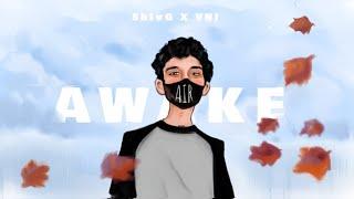 ShivG - AWAKE (INTRO) | PROD. BY @Vee Enn Aai | AIR ALBUM | HINDI LO-FI RAP SONG | 2021 |