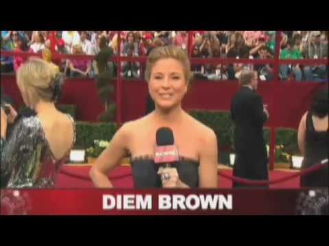 Diem Brown Hosting Reel 2011 shorten version