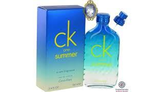 Calvin Klein CK One Summer 2015 Edition 100ml/3.4oz Unisex Eau De Toilette Spray