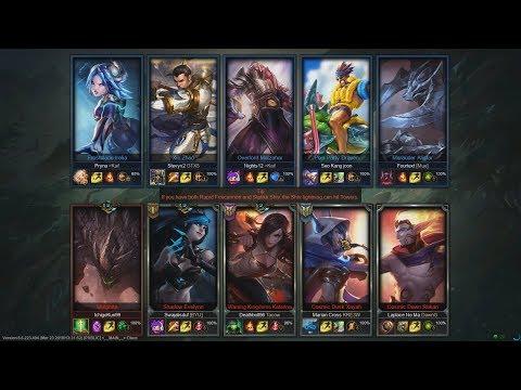 League Normals: How about Rakan?