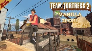 TF2: Vanilla TF2 on Xbox 360 with Controller