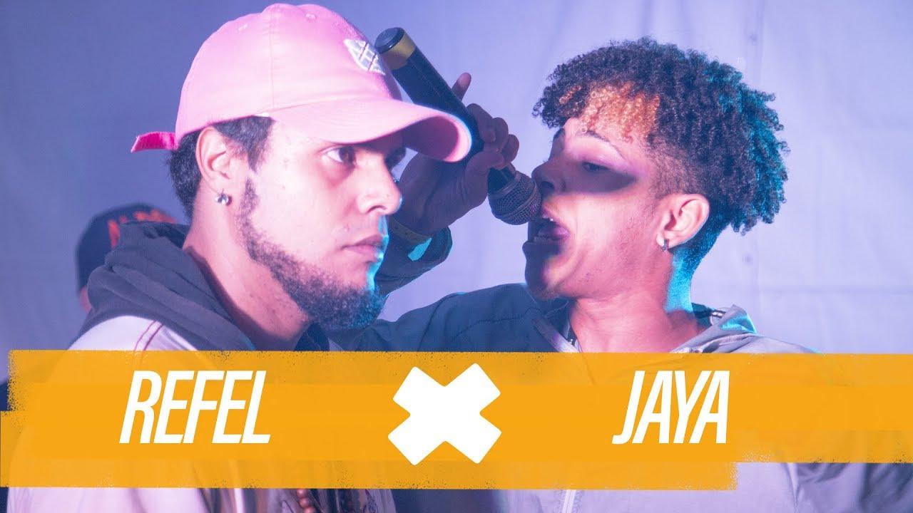 JayA x Refel | SEMIFINAL | VIRADA CULTURAL | Batalha da Aldeia | SP