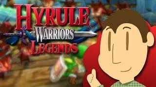 Hyrule Warriors Legends Review - BradleyNews11