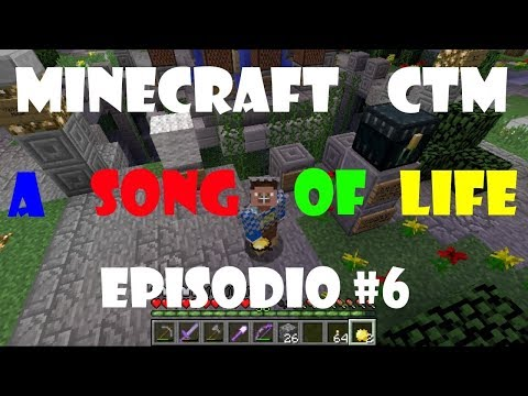 UN DUNGEON ENORME! - Minecraft CTM A Song Of Life Ep.6