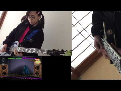 Audrey Plays Rocksmith - Nightmare - Avenged Sevenfold - Master Mode 98% ロックスミス