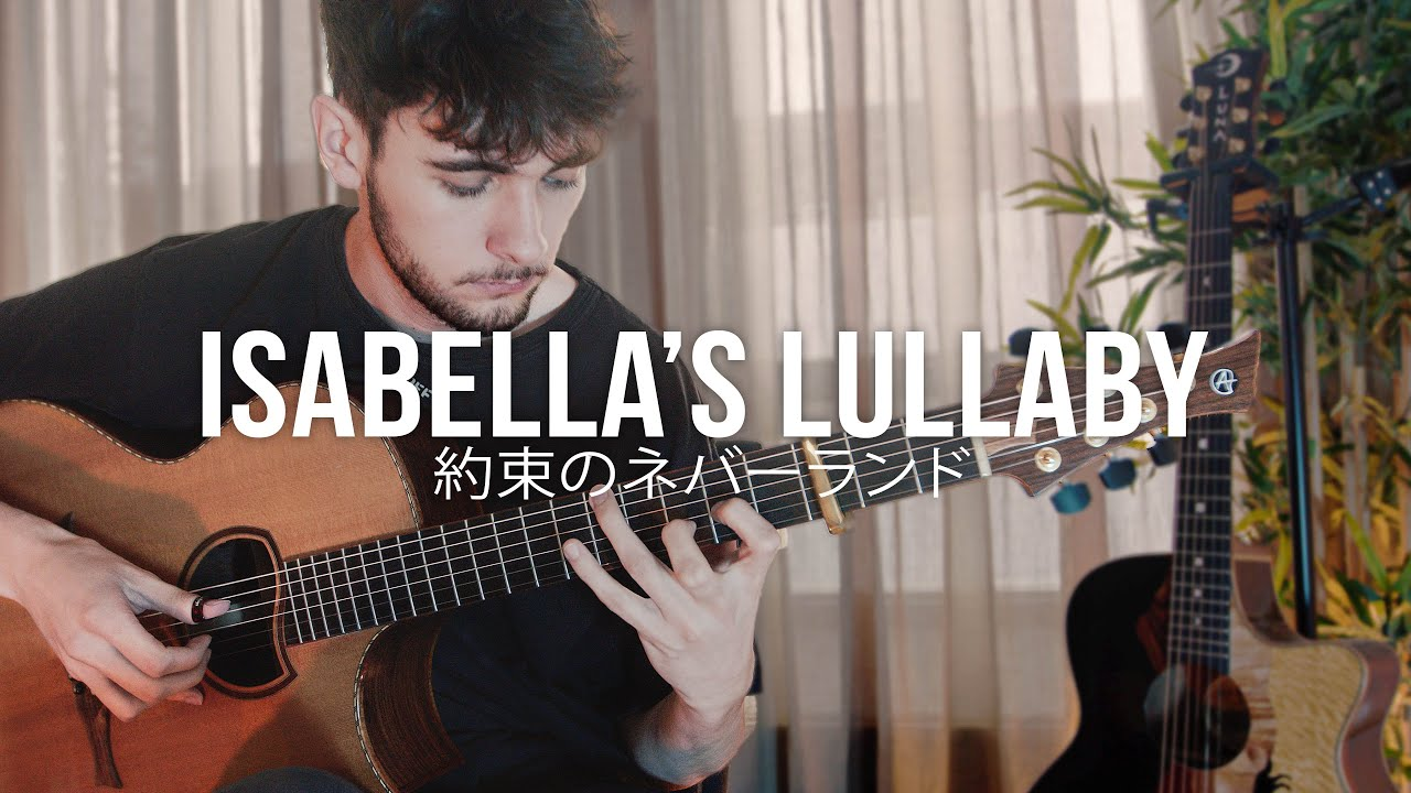 Isabella's Lullaby - The Promised Neverland OST - Fingerstyle Guitar Cover