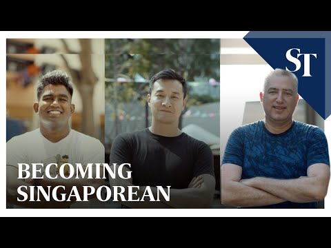 Becoming Singaporean | The Straits Times