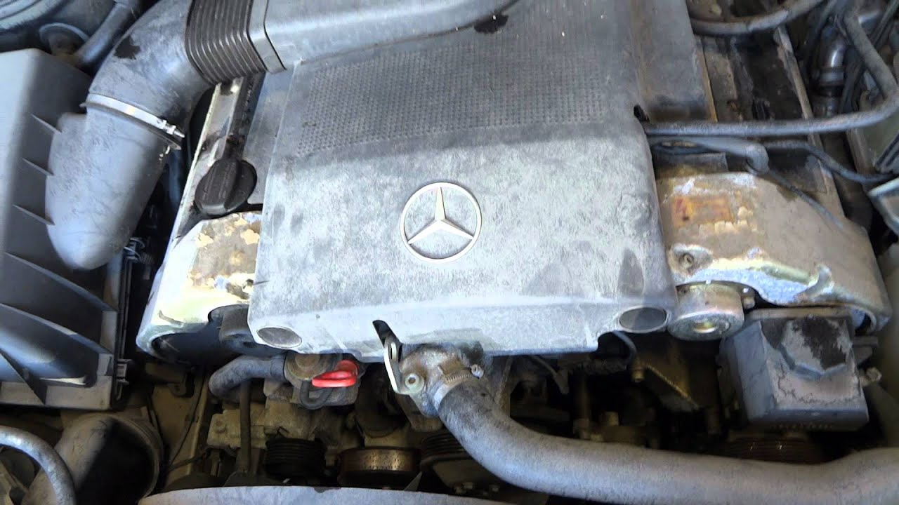 1997 Mercedes Benz E420 Engine With 73k Miles Youtube 2002 Toyota Celica Diagram