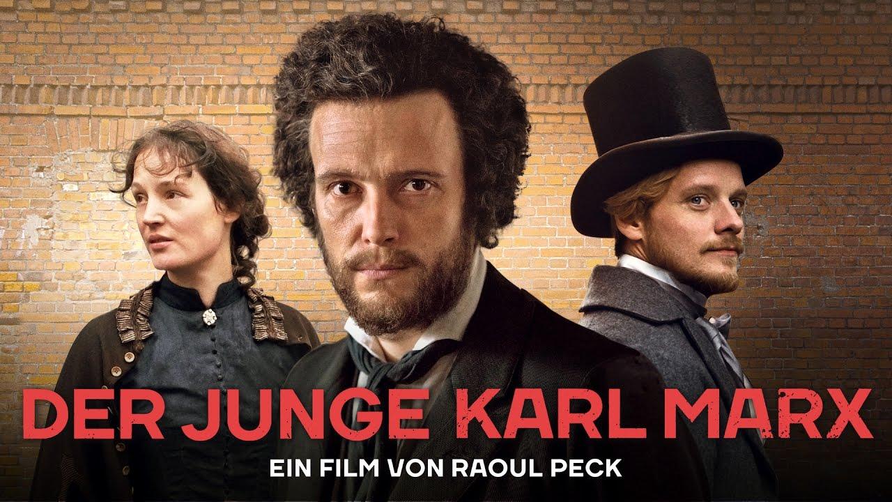 Der Junge Karl Marx Kinox