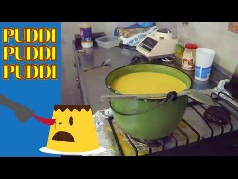 ¿Y si hacemos Giga Pudding?