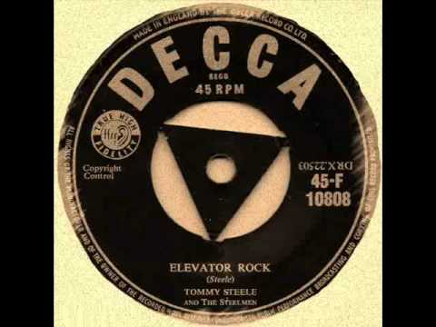 Tommy Steele - Elevator Rock