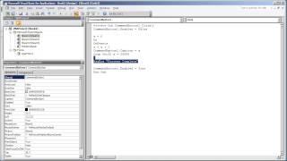 Disable VBA Excel CommandButton While Macro Runs