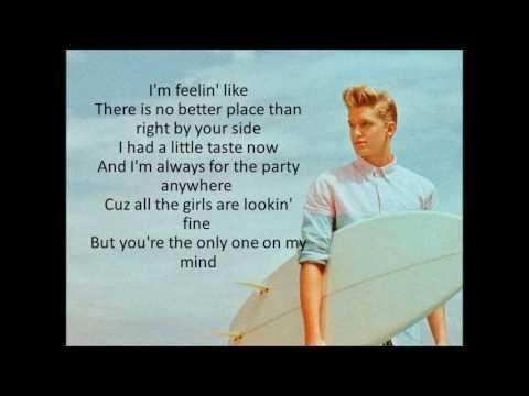 Cody Simpson - La Da Dee (Lyrics)