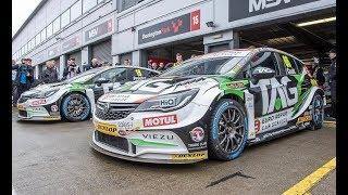 The Power Maxed Racing BTCC 2018 Vauxhall Astras Reveal!