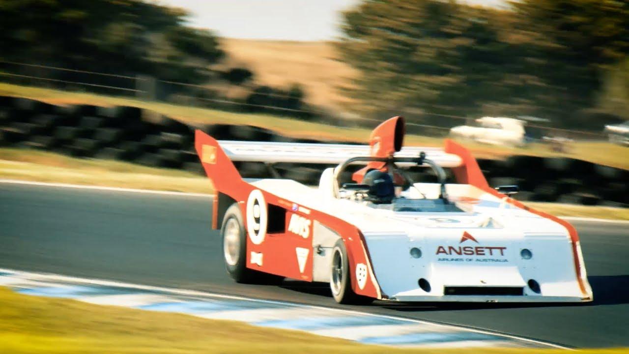 Elfin Sports Cars: Ep 14 - Series 3 - Shannons Legends of Motorsport