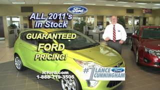 LC Ford Gas event 2011 LANCE CUNNINGHAM FORD  CALL 865-687-2100