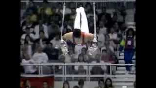 Hikaru Tanaka (JPN) SR 1995 Sabae Worlds Team Optional