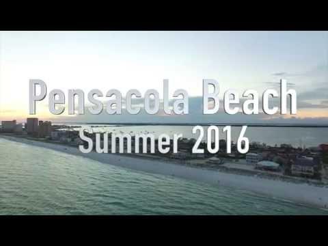 Pensacola Beach, Summer 2016