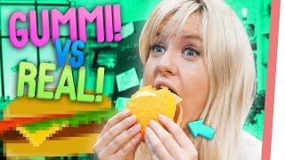 Fruchtgummi oder ECHTES GERICHT? | GMI Food-Test