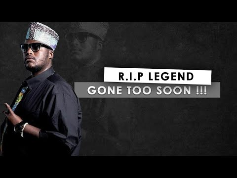 HHP Passed Away. LETS PAY HOMAGE To A Hip Hop Legend. || Tusko_D Vlogs