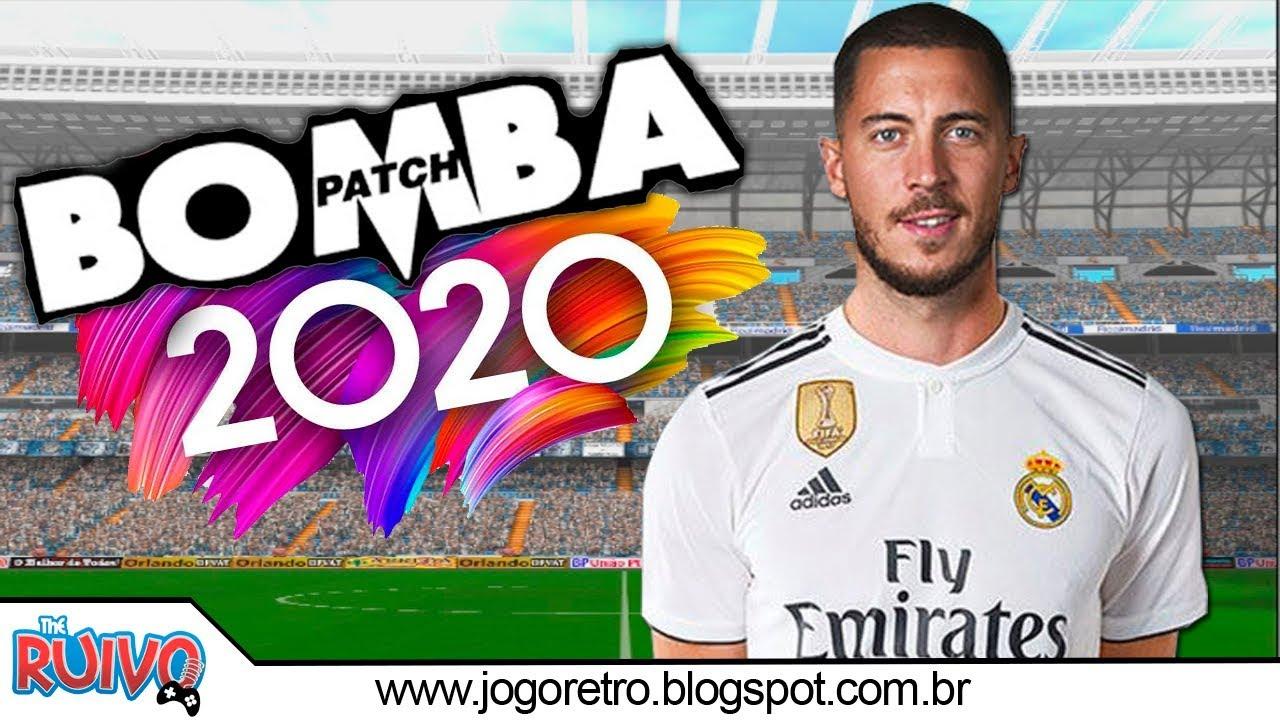 Bomba Patch 2020 no Playstation 2 - YouTube