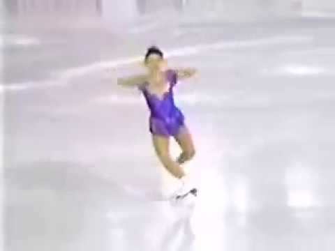 Midori Ito 1991 Worlds Accident / OP
