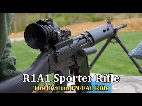 R1A1 Sporter Rifle | The Civilian FN-FAL Rifle