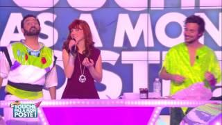 """Anaïs Delva et Bertrand Chameroy chantent """"Libérée! Délivrée !"""""""