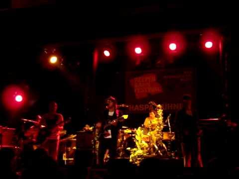 Tele - Mehr Mehr Mehr - Live @ Reeperbahn Festival, Hamburg, September 2009