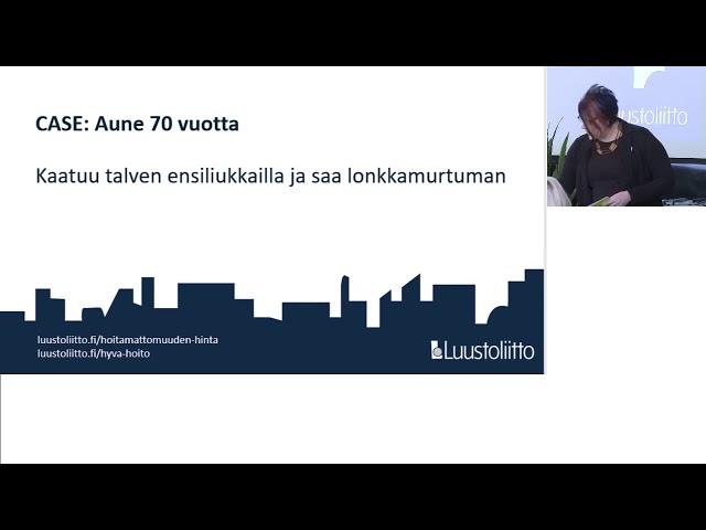 2. #hoitopolutkuntoon ja #kukkarokiinni,  Pauliina Tamminen