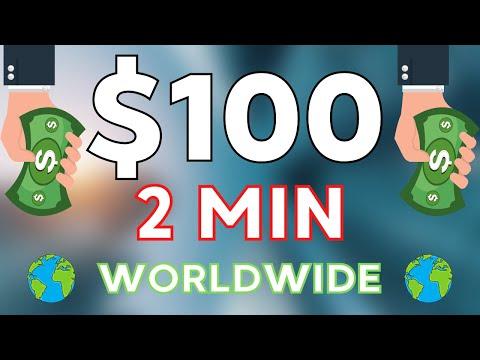 $100 EVERY 2 MINUTES (BEGINNER METHOD) - Make Money Online 2021