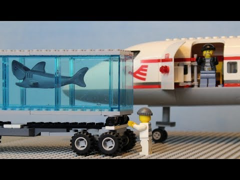 Lego Plane Robbery The Airport 3