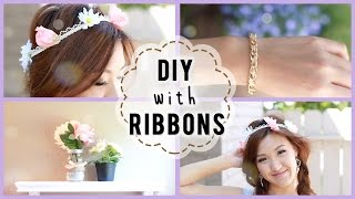 Hello hello! This video shows you guys some very simple & cute DIY ...
