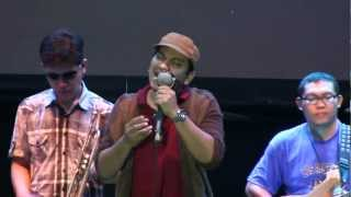 Funky Thumb ft. Tompi - Selalu Denganmu @ The 35th JGTC [HD]
