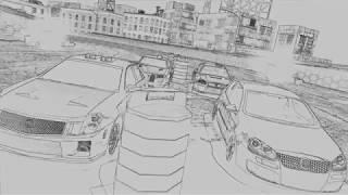 Need For Speed MostWanted Çizgi Film Mod (CARTOON MOD)