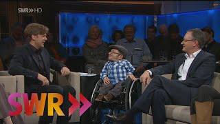 Leben mit Behinderung - Immer noch Barrieren?   SWR Nachtcafé