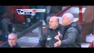 Full HD Manchester United Vs Newcastle Utd 4-3 All Goals 26-12-2012
