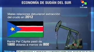 Despite high oil production, poverty prevails in South Sudan