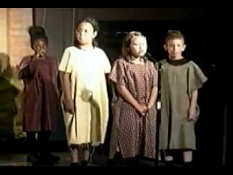 Martin Luther Christian School Musical Bones May 2001
