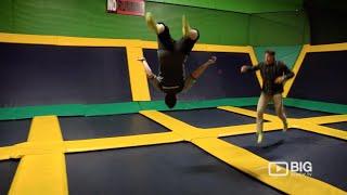 Rockin Jump: San Diego Ultimate Indoor Trampoline Park