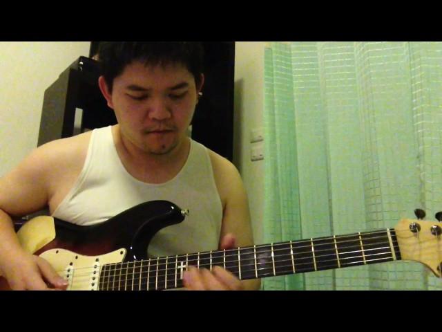Improvisation on IV V vi Progression