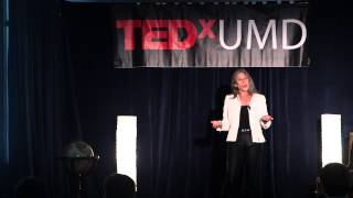 Why² -- navigating the quarterlife crisis: Dr. Barbara Jacoby at TEDxUMD
