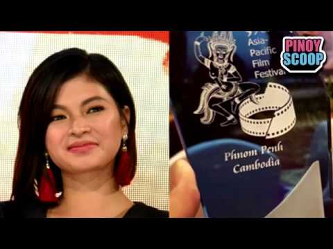 Angel Locsin Wins Best Supporting Actress At 57th Asia Pacific Film Festival