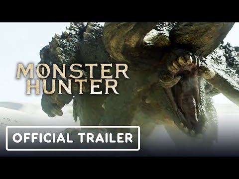 Monster Hunter - Exclusive Official Trailer (2020) Milla Jovovich, Tony Jaa