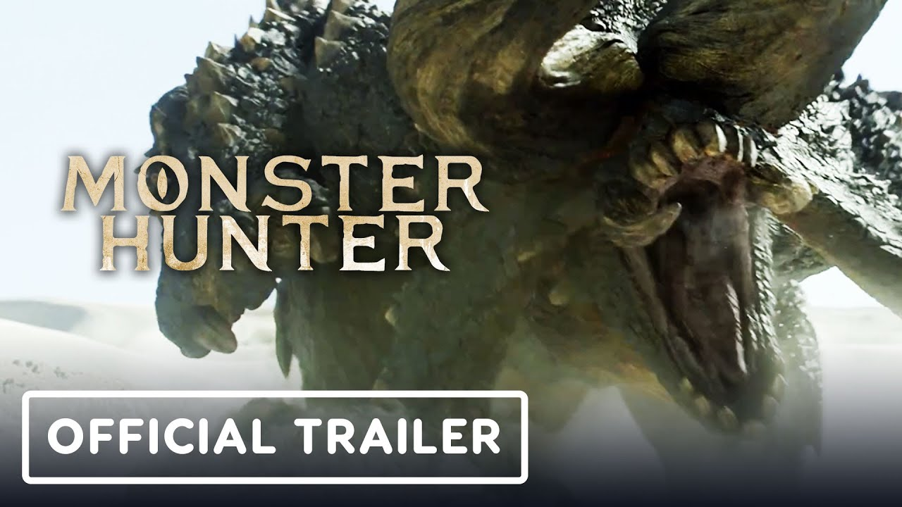 Download Monster Hunter - Exclusive Official Movie Trailer (2020) Milla Jovovich, Tony Jaa