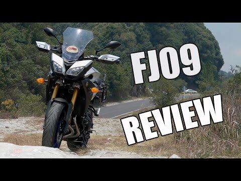 2016 Yamaha FJ-09 Review